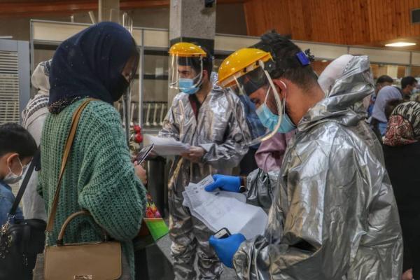 خبرنگاران پایش سلامت بیش از 217 هزار مسافر در مرزهای کشور